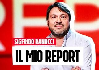 """Il Report di Sigfrido Ranucci: """"Non voglio liberarmi dall'ombra di Milena Gabanelli"""""""
