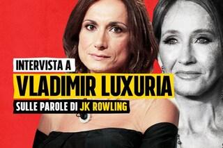 """Vladimir Luxuria su J.K. Rowling: """"È diventata come Voldemort, che teorizzava la purezza del sangue"""""""