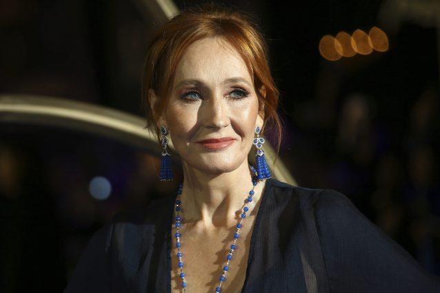 Rowling nella bufera: