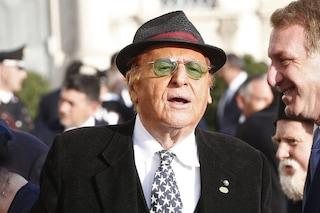 """Renzo Arbore, 83 anni e nessuna intenzione di ritirarsi: """"Lavoro per ragioni di salute"""""""