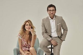 Ogni Mattina è la nuova trasmissione di Adriana Volpe e Alessio Viola dal 29 giugno su Tv8