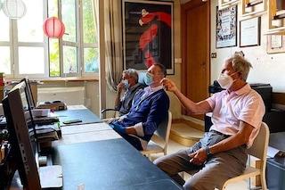 """Amadeus al lavoro sul Festival di Sanremo 2021: """"Verso nuove avventure"""""""