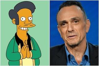 I Simpson non useranno più attori bianchi per doppiare personaggi di minoranze etniche