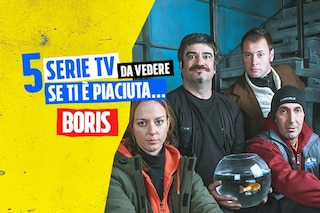 "5 serie tv da vedere se ti è piaciuta ""Boris"""