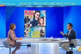 """Il fastidio di Maria Elena Boschi quando in tv le chiedono di Giulio Berruti: """"A chi interessa?"""""""