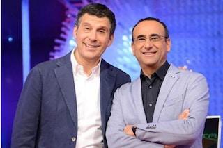 """Carlo Conti e l'addio a L'Eredità: """"Scelsi di rallentare dopo la morte di Fabrizio"""""""