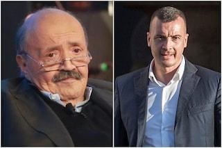 """Maurizio Costanzo difende Rocco Casalino: """"Sa fare il suo lavoro, quelli del GF non sono imbecilli"""""""