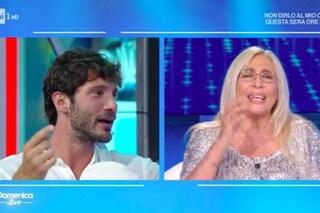 """Stefano De Martino a Mara Venier: """"Quella delle donne è una religione che non professo più"""""""