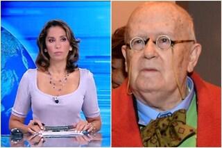 """Morto Roberto Gervaso. L'addio della figlia Veronica, giornalista Tg5: """"Eri il più grande"""""""
