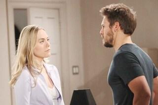 Beautiful, anticipazioni 8 - 13 giugno: Hope chiede il divorzio a Liam