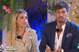 Ivan Gonzalez in un reality spagnolo, concorrente confessa di poter essere incinta del tronista