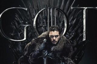 """Kit Harington: """"Ecco perché Jon Snow non poteva sedere sul Trono di Spade"""""""