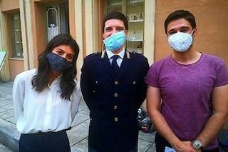 L'allieva 3 riparte dopo il coronavirus: le foto dal set della serie con Alessandra Mastronardi