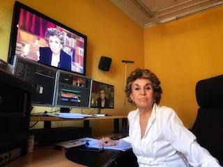 """Franca Leosini pronta al ritorno di Storie Maledette: """"È con amore che lavoro"""""""