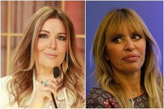 """Lucarelli: """"Alessandra Mussolini a Ballando con le stelle? Pensavo di farla nera ma è a posto così"""""""