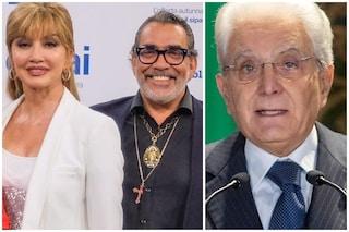 Guillermo Mariotto nominato Cavaliere da Sergio Mattarella, i complimenti di Milly Carlucci