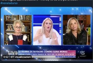 """Elena Morali contro Simona Izzo: """"Vado in Tv per i miei flirt? Lei lavora grazie ai suoi mariti"""""""