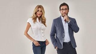 """""""Ogni Mattina"""", il programma di Adriana Volpe e Alessio Viola parte basso: solo l'1% di share"""