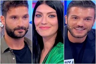 """Giovanna Abate prima della scelta: """"Davide Basolo e Sammy Hassan, sono invaghita di entrambi"""""""