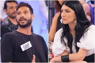 """Uomini e Donne, Giovanna Abate ha scelto Sammy Hassan che ha risposto sì: """"Proviamo"""""""