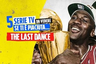 5 serie tv da vedere se ti è piaciuta The Last Dance