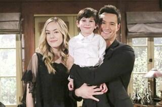 Beautiful, anticipazioni 6 - 10 luglio: Hope si rifiuta di creare una famiglia con Thomas