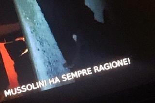 """Su Tv2000 appare la frase choc: """"Mussolini ha sempre ragione"""". Le scuse della rete: """"Ci dissociamo"""""""