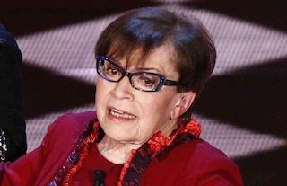"""Franca Valeri: """"Non ho provato alcuna pietà per la morte di Mussolini, avevo sofferto troppo"""""""