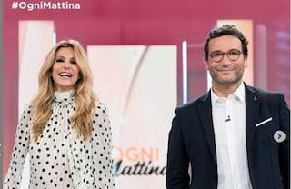 A Ogni Mattina cambia tutto, Adriana Volpe e Alessio Viola conducono da casa