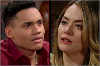 Beautiful, anticipazioni 15 - 20 giugno: Xander scopre che Beth è viva e vuole dirlo a Hope