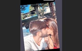 Il bacio tra Anna e Andrea dopo Temptation Island, la crisi tra i due è acqua passata