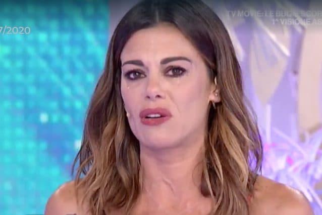 Bianca Guaccero a Detto Fatto in lacrime confessa: