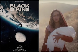 """Black is King"": il trailer del film di Beyonce contro il razzismo"