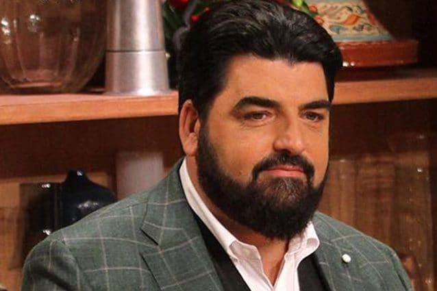 Antonino Cannavacciuolo a dieta: ha perso 29 chili