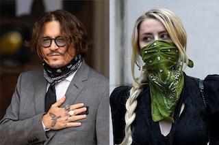 """Johnny Depp contro Amber Heard: """"Non sono dottor Jekyll e mister Hyde"""""""