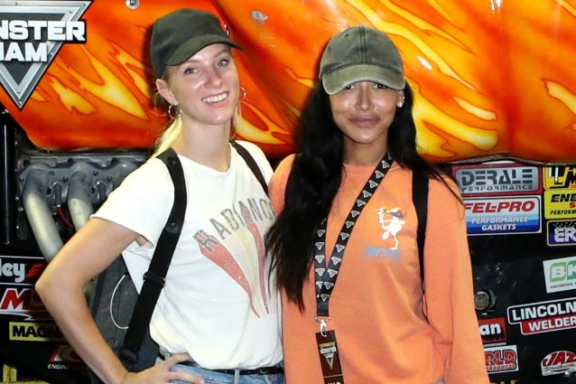 Heather Morris e Naya Rivera (Getty Images)