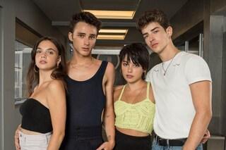 Cast di Elite 4: nella quarta stagione anche Martina Cariddi, Pol Granch, Carla Diaz e Manu Rios