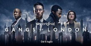 """""""Gangs of London"""" la nuova serie tv che racconta il lato oscuro di Londra"""