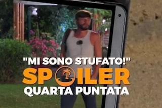 """Temptation Island 2020, Andrea Battistelli pronto a lasciare Anna Boschetti: """"Si faccia la sua vita"""""""