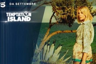 Temptation Island con Alessia Marcuzzi da settembre su Canale5, ci saranno coppie Vip e Nip