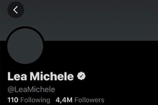 Lea Michele via da Twitter dopo gli insulti ricevuti per non essersi espressa su Naya Rivera
