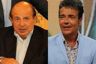 """Cirillo a Magalli: """"Prima di te a I Fatti Vostri Frizzi e Castagna, veri signori della TV"""""""
