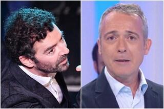 """'Volano stracci tra Diaco e Alberto Matano', il conduttore: """"È stato sleale con Lorella Cuccarini"""""""