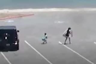 Si cerca il corpo di Naya Rivera, in un video le ultime immagini dell'attrice prima della scomparsa