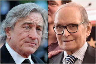 """Robert De Niro ricorda Ennio Morricone: """"Affascinato e trascinato dalla sua musica"""""""