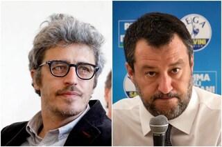 """Immigrati e Palermo allagata, Pif sul tweet di Salvini: """"Modo di fare politica che fa schifo"""""""