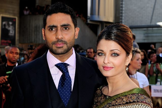 Abhishek Bachchan e Aishwarya Rai Bachchan