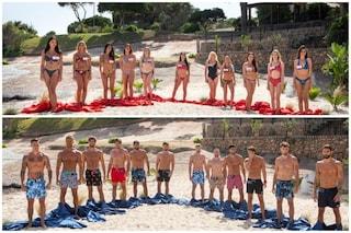 Tentatrici e tentatori a Temptation Island 2020: nomi e foto dei single