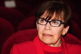 """Franca Valeri vittima delle leggi razziali, l'attrice raccontò: """"Mi chiedo come mi sia salvata"""""""