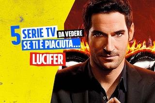 Lucifer, 5 serie TV da vedere se ti è piaciuta la serie Netflix